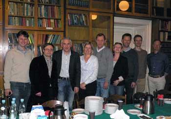 Zdjęcie członków Scandinavian Sarcoma Group